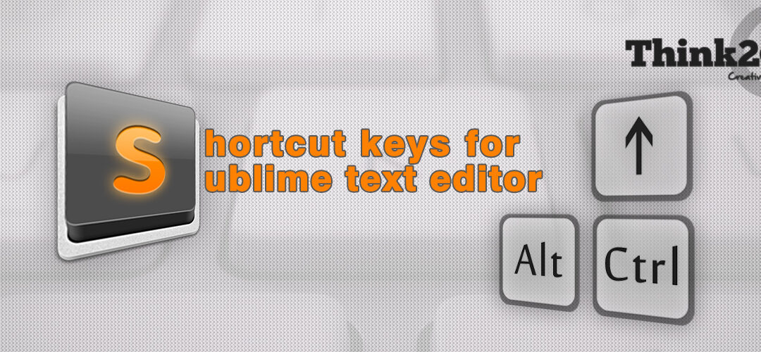 Keyboard Shortcuts for Sublime Text Editor