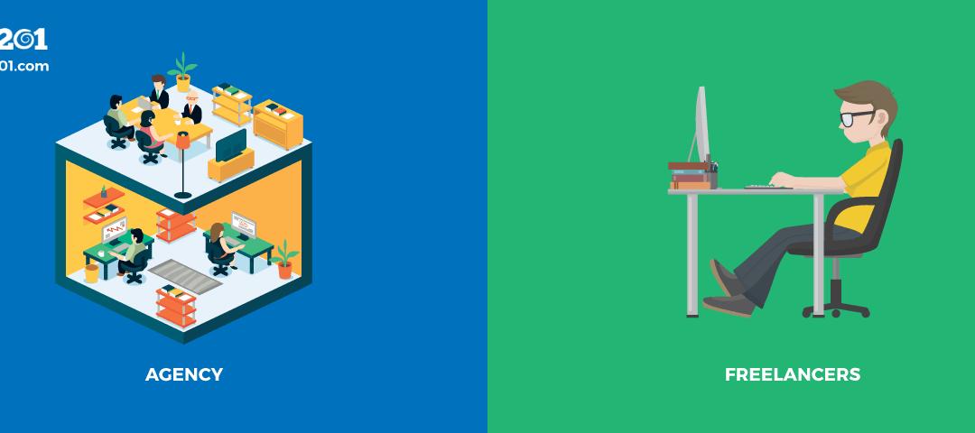 Web Development Agency vs. Freelancer- Who Should You Hire?