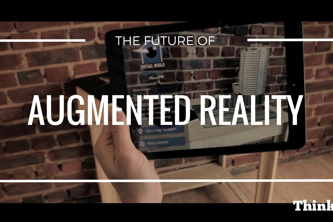 New in Technology: The Future of Augmented Reality