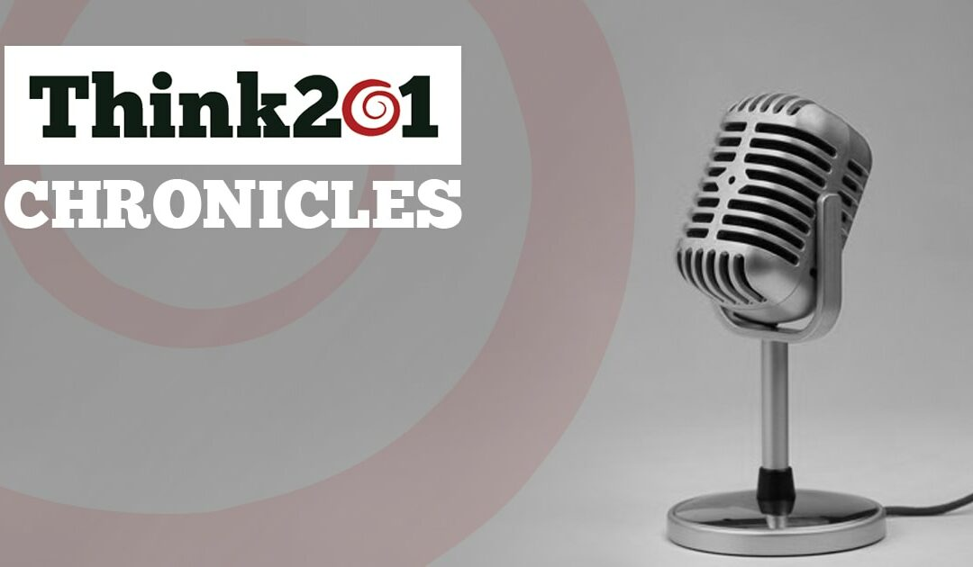 Think201 Chronicles Podcast – The Journey of Think201 (A Tech Startup) [Ep. 01]